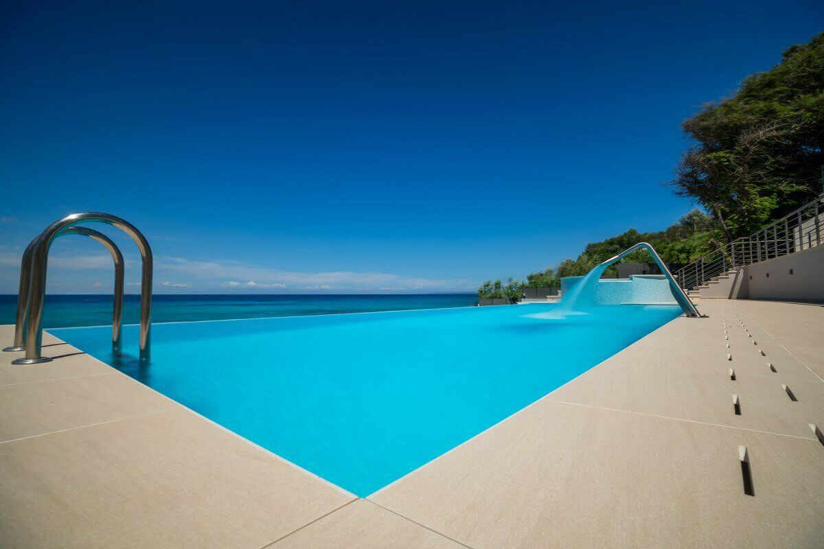 Perla Beach Villa with Private Pool in Zakynthos -  Tragaki Zante